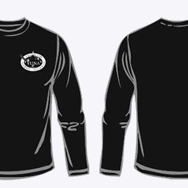 TUNA Longsleeve Women's Shirt – Black