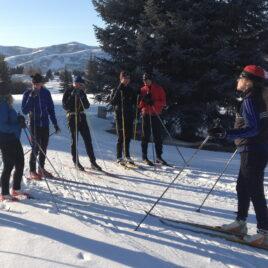 Wednesday Afternoon Masters Ski Training Group